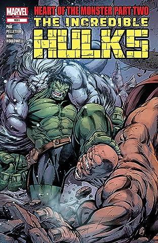 Incredible Hulks (2009-2011) #631