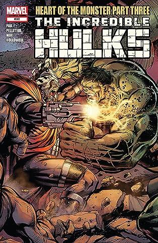 Incredible Hulks (2009-2011) #632