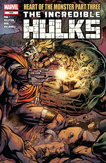 Incredible Hulks (2009-2011) #632
