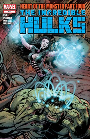Incredible Hulks (2009-2011) #633