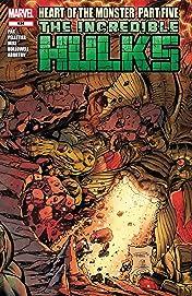 Incredible Hulks (2009-2011) #634