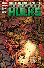 Incredible Hulks (2009-2011) #634