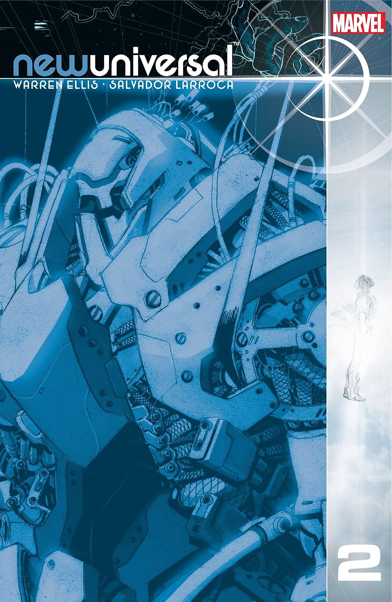 Newuniversal (2006-2007) #2