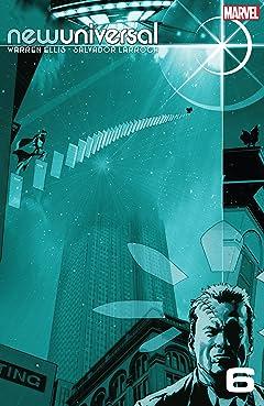 Newuniversal (2006-2007) #6