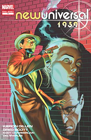 Newuniversal: 1959 (2008) #1