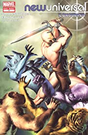 Newuniversal: Conqueror (2008) #1