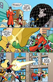 Justice League Unlimited #33