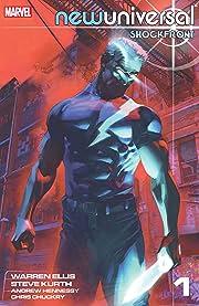 Newuniversal: Shockfront (2008) #1