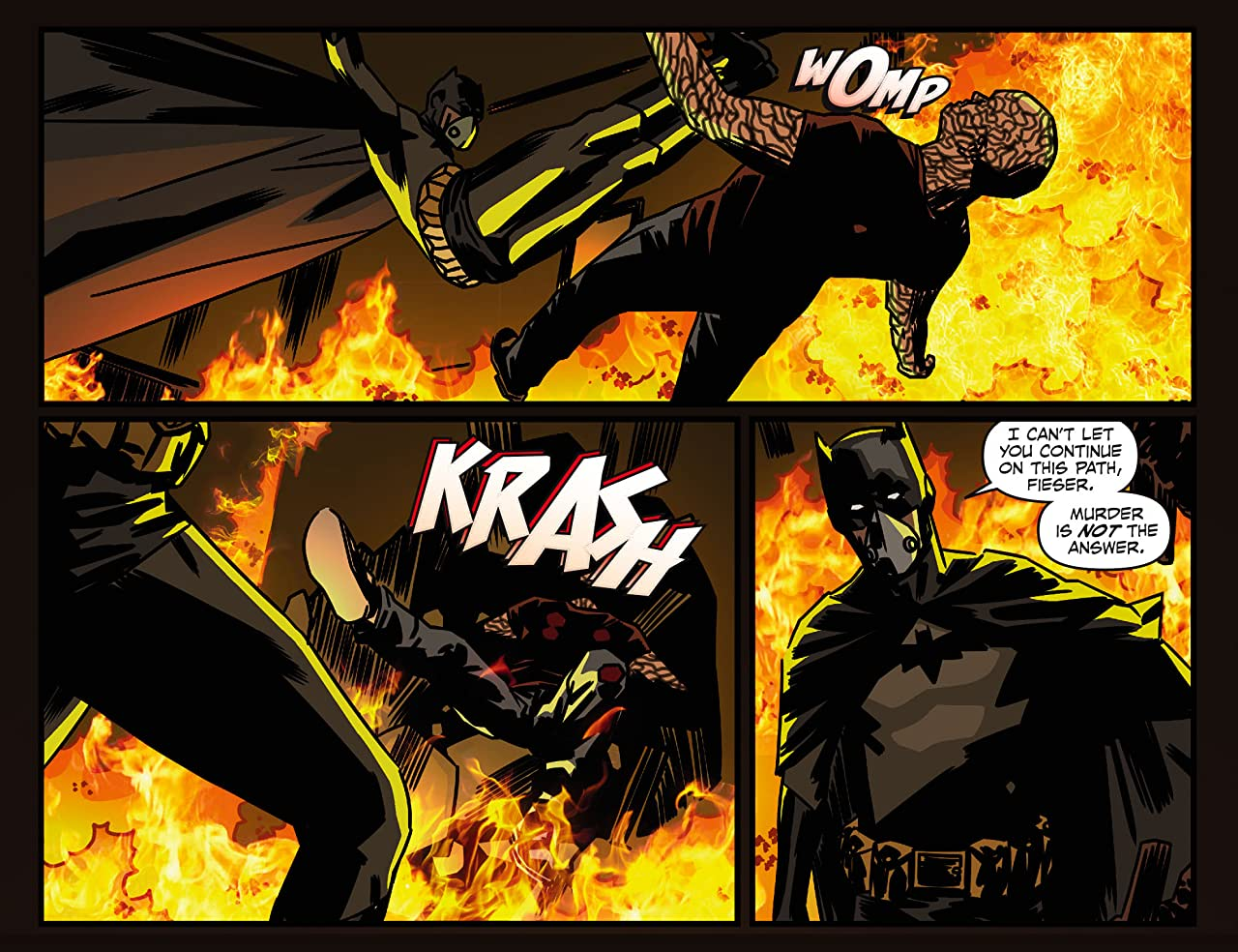 Legends of the Dark Knight (2012-2015) #76