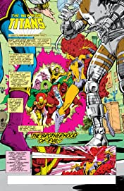 The New Teen Titans (1984-1996) #27
