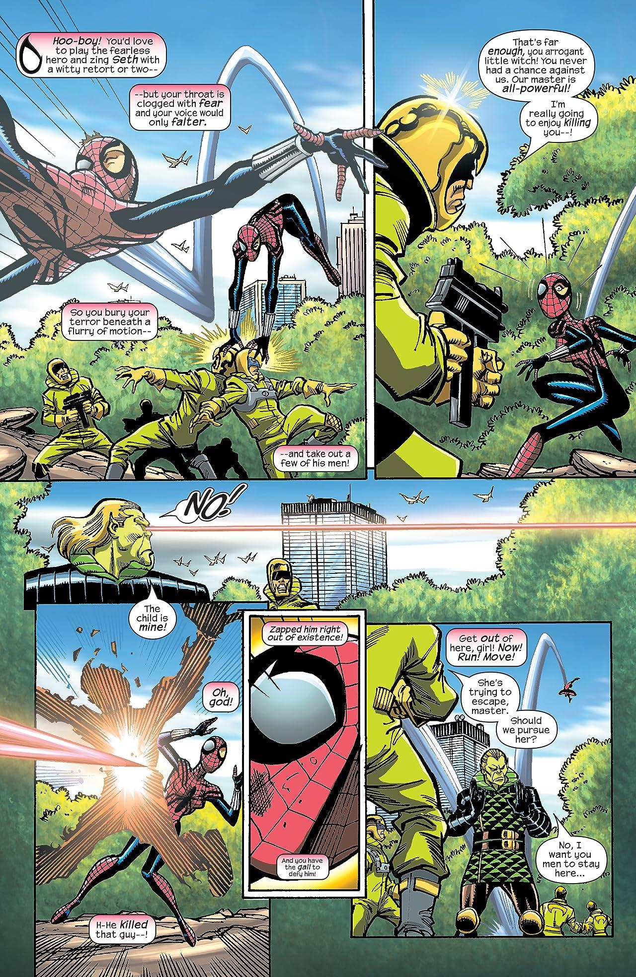 Spider-Girl (1998-2006) #59