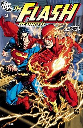 The Flash: Rebirth (2009-2010) #3 (of 6)