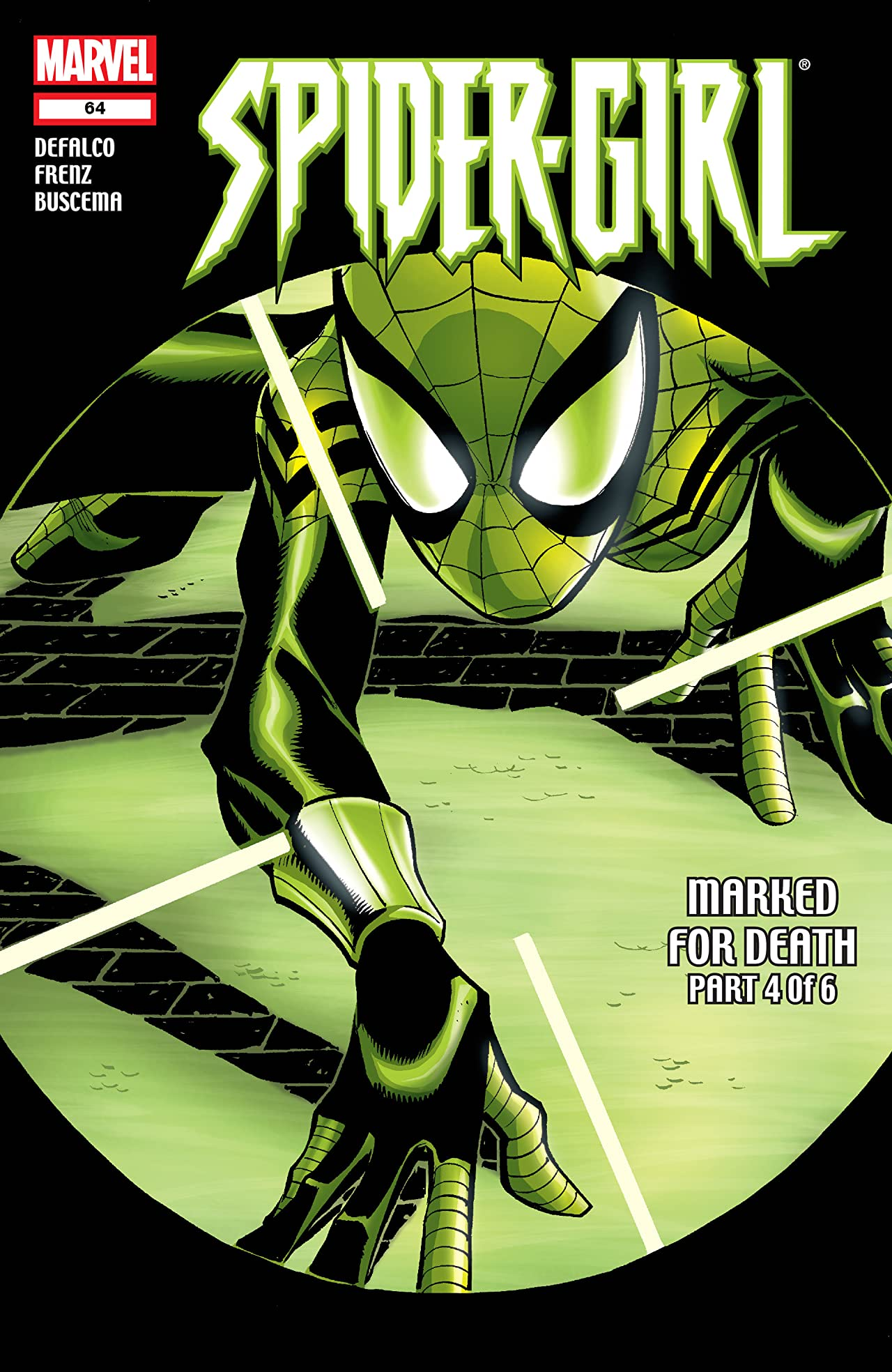 Spider-Girl (1998-2006) #64