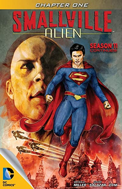 Smallville: Alien #1 - DC Entertainment