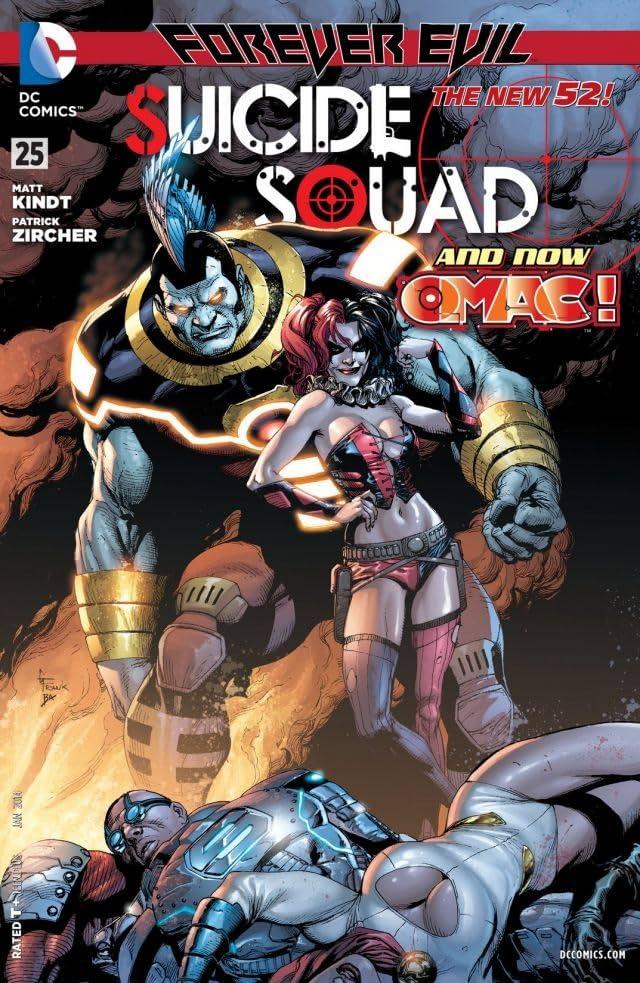 Suicide Squad (2011-2014) #25