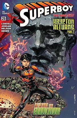 Superboy (2011-2014) #25