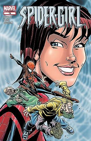 Spider-Girl (1998-2006) #72