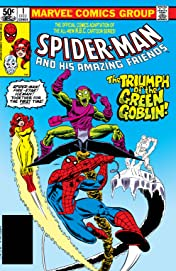 Spider-Man And His Amazing Friends (1981) #1