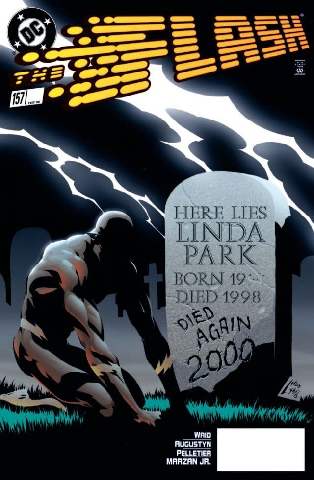 The Flash (1987-2009) #157