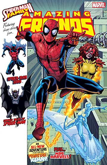 Spider-Man Family: Amazing Friends (2006) #1