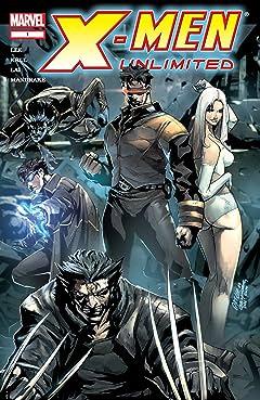 X-Men Unlimited (2004-2006) No.1