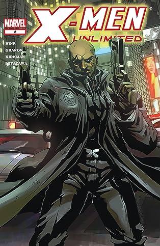 X-Men Unlimited (2004-2006) #2