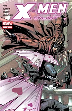 X-Men Unlimited (2004-2006) No.3