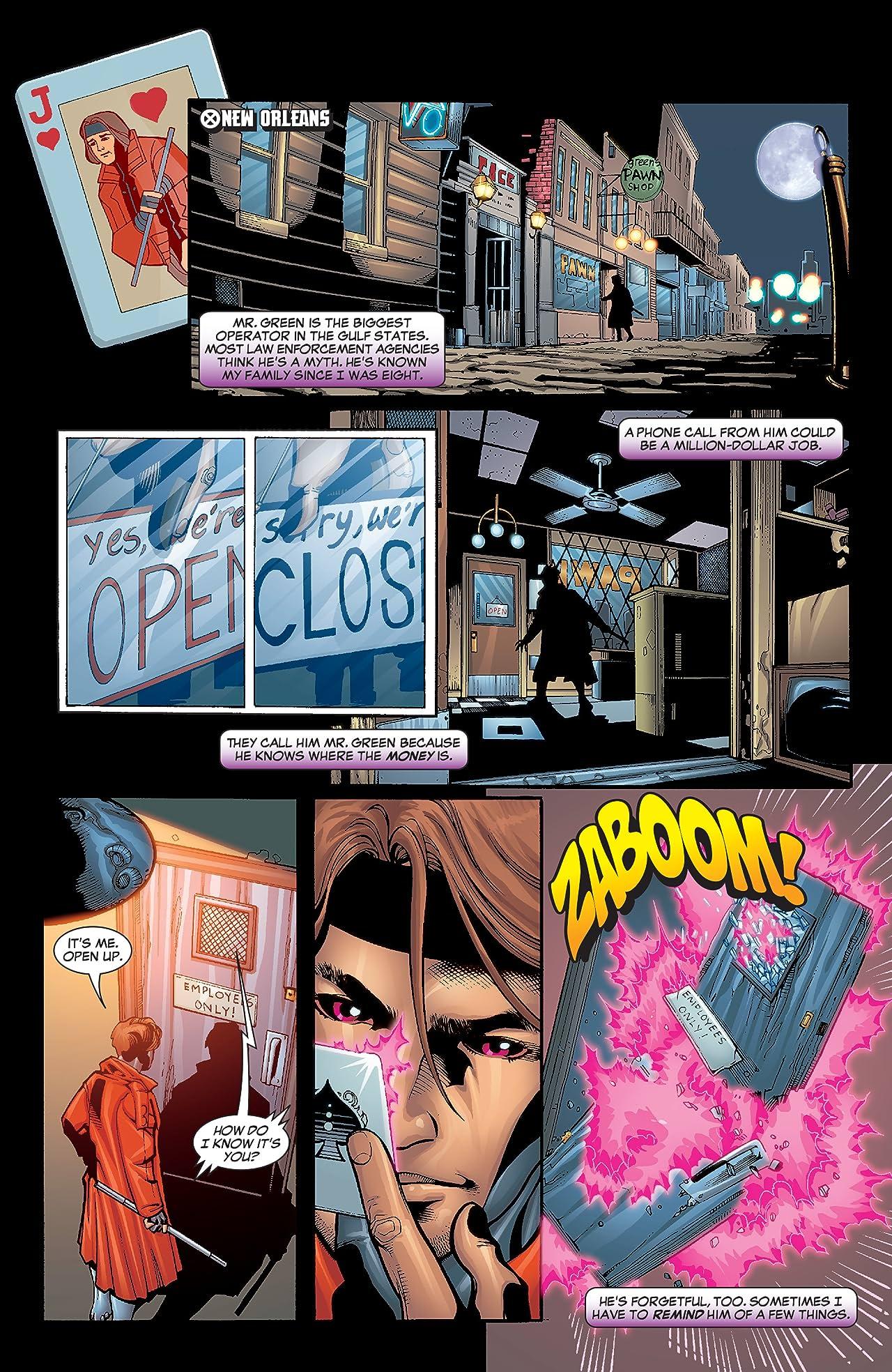 X-Men Unlimited (2004-2006) #3