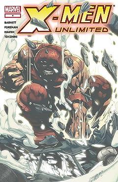 X-Men Unlimited (2004-2006) No.4