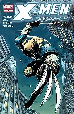 X-Men Unlimited (2004-2006) No.5