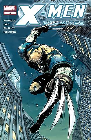 X-Men Unlimited (2004-2006) #5