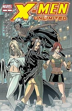 X-Men Unlimited (2004-2006) No.6