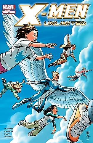 X-Men Unlimited (2004-2006) #8