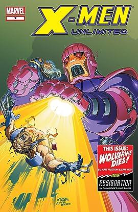 X-Men Unlimited (2004-2006) #9