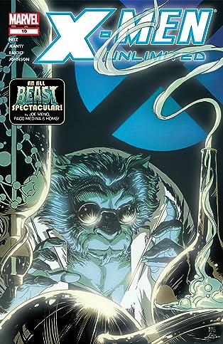 X-Men Unlimited (2004-2006) #10
