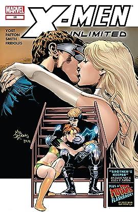 X-Men Unlimited (2004-2006) #11