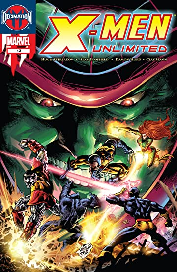 X-Men Unlimited (2004-2006) #13