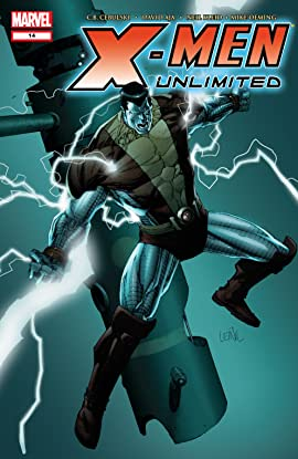 X-Men Unlimited (2004-2006) #14