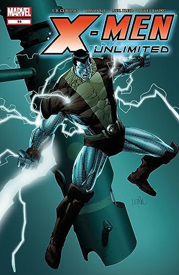 X-Men Unlimited (2004-2006) #14