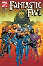 Fantastic Five (2007) #1 (of 5)