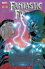 Fantastic Five (2007) #5 (of 5)