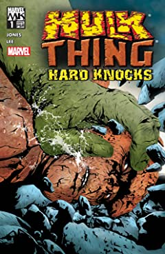 Hulk & Thing: Hard Knocks (2004) #1 (of 4)