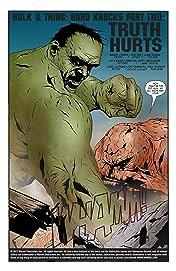 Hulk & Thing: Hard Knocks (2004) #2 (of 4)