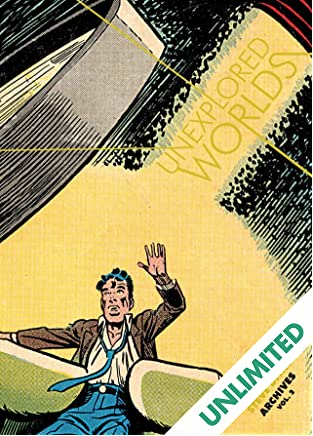 Steve Ditko Archives Vol. 2: Unexplored Worlds