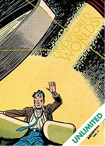 Steve Ditko Archives Vol. 2: Unexplored Worlds