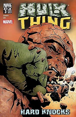 Hulk & Thing: Hard Knocks (2004) #3 (of 4)