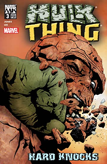 Hulk & Thing: Hard Knocks (2004) #3 (of 4)