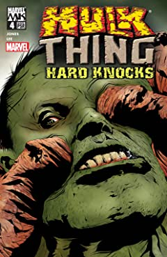 Hulk & Thing: Hard Knocks (2004) #4 (of 4)