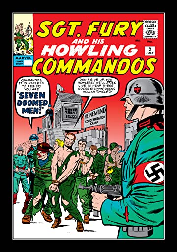 Sgt. Fury and His Howling Commandos (1963-1974) #2