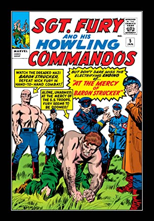 Sgt. Fury and His Howling Commandos (1963-1974) #5